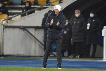 ข่าวกีฬาฟุตบอล Zinedine Zidane หมดความอดทน