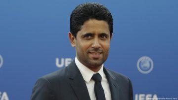 Nasser Al-Khelaifi ประธานเปแอชเชให้สัมภาาณ์ถึงเป้าหมายปีนี้