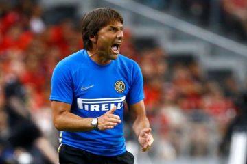 Conte บอก ความเชื่อมั่นและการพัฒนาของทีม อินเตอร์ มิลาน พางูคว้าแชมป์