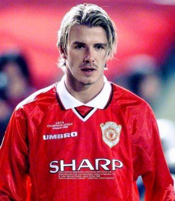 David Beckham เซอร์ไพรส์ รายที่ 8 มีชื่อเข้าหอเกียรติยศ Hall of Fame