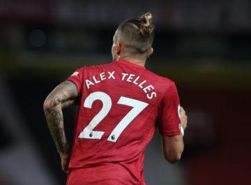 Alex Telles แบ็คซ้ายผีแดงอาจถูกขาย สมทบเงินทุน เพื่อซื้อ คีแรน ทริปเปียร์