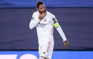 Sergio Ramos เริ่มเจรจากับ Psg กับ 2 ทีมดังในอังกฤษและ 1 ทีมในอิตาลี ที่สนใจ