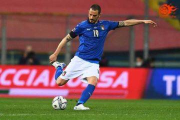 Leonardo Bonucci เชื่อ อัซซูรี่ อิตาลีของเขา ใช้จิตใจที่แข็งแกร่งปราบเบลเยียมได้